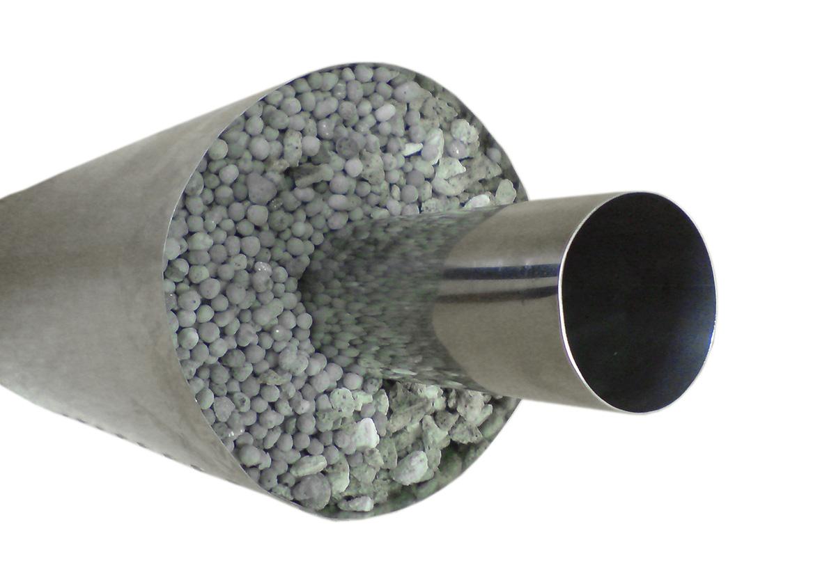 утепление трубопроводов и дымоходов пеностеклом
